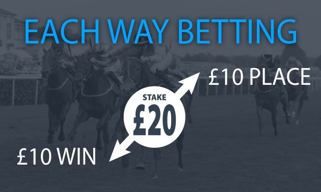 each way betting examples